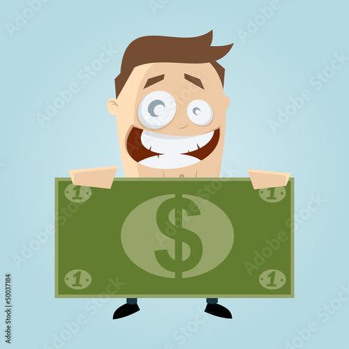geld finanzen cartoon