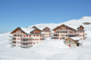 Holiday cottages in Melchsee-Frutt, Switzerland