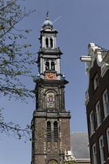 Amsterdam, Westerkerk - Western Church