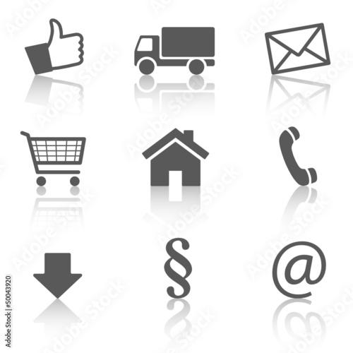 Basic Icons Iconset