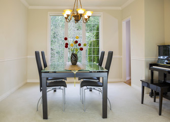 Daylight Formal Dining Room