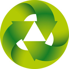 Recycling icon 2