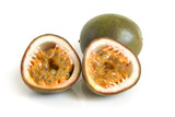 Passion fruit on
