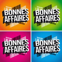 BONNES AFFAIRES
