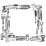 tools vector set