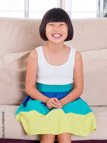 Southeast Asian child