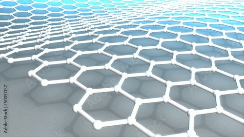 Atomic-scale honeycomb carbon atom, world's strongest material,