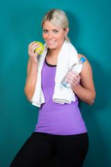 gesunde ernährung zum sport