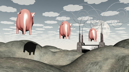 Factory and Pig