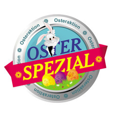 "Button ""Osterspezial"""