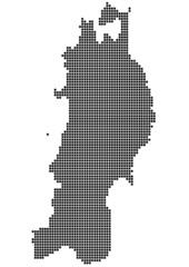 マップ(東北)