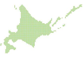 地図(北海道)