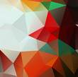 multicolored Geometric background vector eps 10