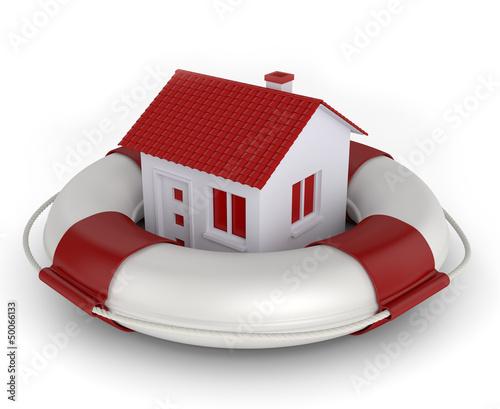 Haus Rettungsring