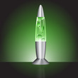 lamp lave green