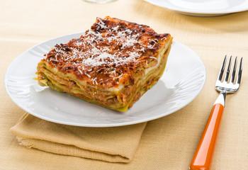 Lasagne - Lasagna with beef