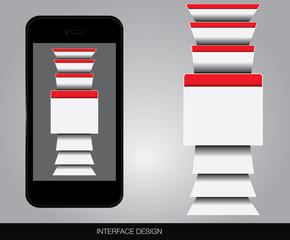 User interface concept