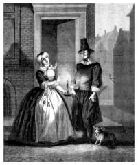 Pair - Holland - 18th century