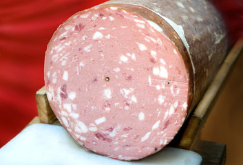 Mortadella italiana