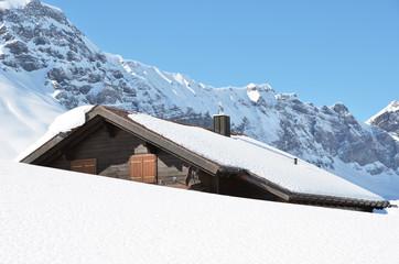Holiday cottage in Melchsee-Frutt, Switzerland