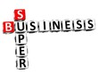 3D Super Business Crossword