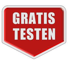 Marker rot GRATIS TESTEN