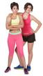 Confident Workout Girls