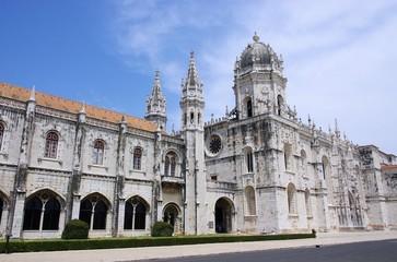 Lissabon Hieronymus Kloster - Lisbon Jeronimos Monastery 09