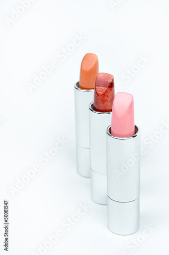 Three Lipsticks