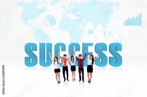 Global success team