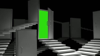 Concept solution doors.