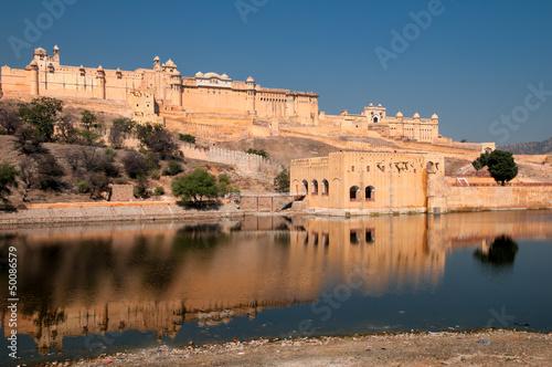 Amer Fort, Jaipur, India