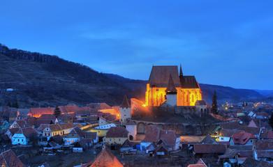 Biertan village - Transylvania