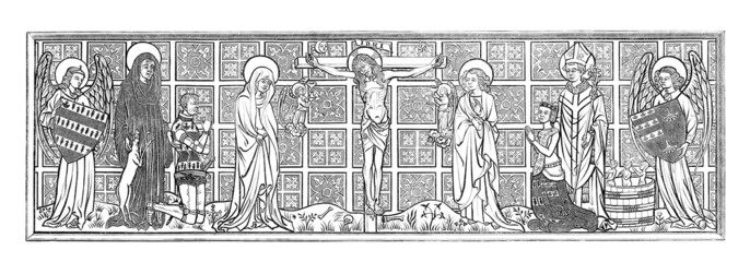 Medieval : Christian Scene