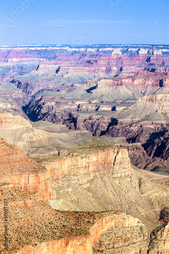 Vertical Grand Canyon