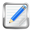 Notizen App - notepad icon