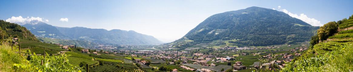 Merano landscape