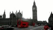 London black/red