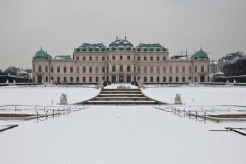 winterBelvedere