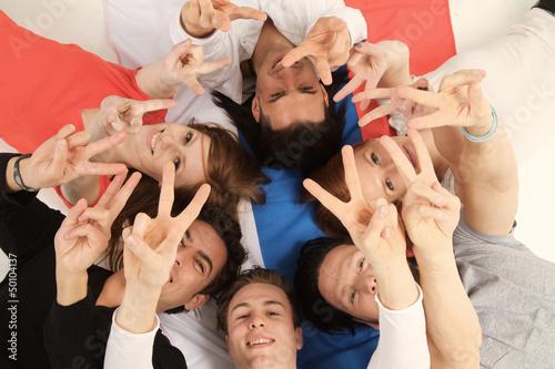 Fußball Gruppe