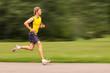jogger jogging