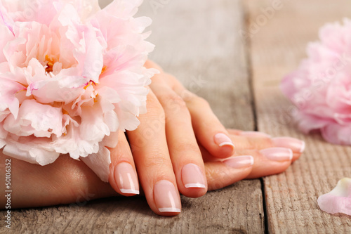 Foto op Aluminium Manicure Manicure