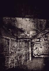 underground graffiti area