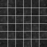 High-quality Black mosaic pattern background.