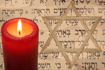 Prière Juive - Psaume - Hébreu
