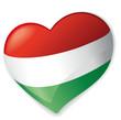 Ungarn Herz