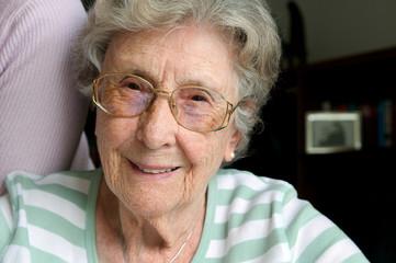 Portrait Seniorin