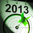 2013 Target Means Future Goal Projection