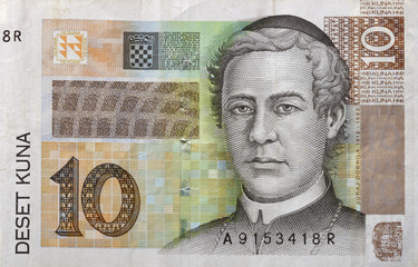 money of Croatia macro