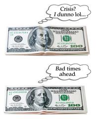 optimistic or pessimistic, 100 dollar set